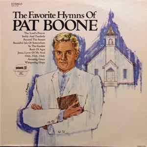 Pat Boone - The Favorite Hymns Of Pat Boone Mp3
