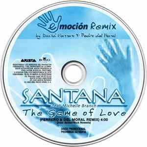 Santana Feat Michelle Branch - The Game Of Love Mp3