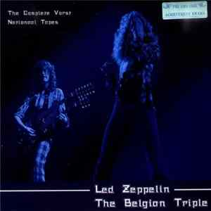Led Zeppelin - The Belgian Triple Mp3