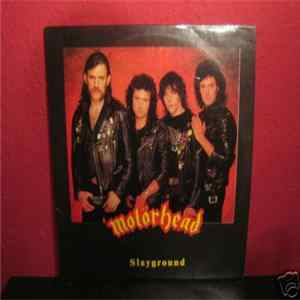 Motörhead - Slayground Mp3