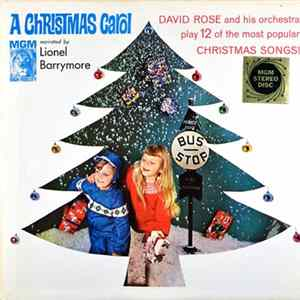 Lionel Barrymore, David Rose And His Orchestra - A Christmas Carol Mp3