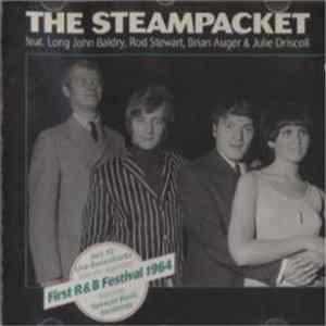 The Steampacket / Various - The Steampacket / The First R & B Festival Mp3