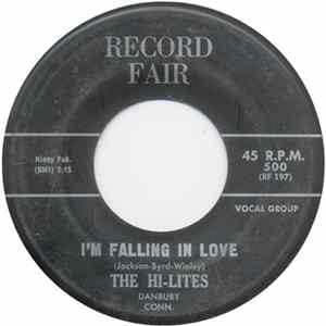 The Hi-Lites - I'm Falling In Love / Walking My Baby Back Home Mp3