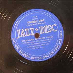 Dixieland Rhythm Kings - Steamboat Stomp / Terrible Blues Mp3