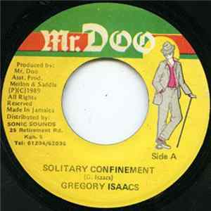 Gregory Isaacs - Solitary Confinement Mp3
