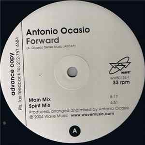 Antonio Ocasio - Forward Mp3