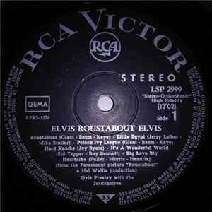 Elvis Presley , With The The Jordanaires - Roustabout Mp3