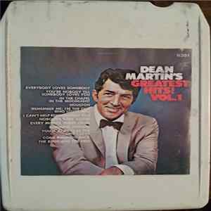 Dean Martin - Dean Martin's Greatest Hits! Vol. 1 Mp3