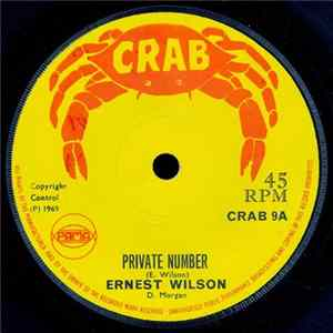 Ernest Wilson - Private Number / Another Chance Mp3