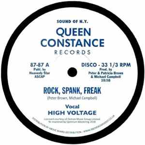 High Voltage - Rock, Spank, Freak Mp3