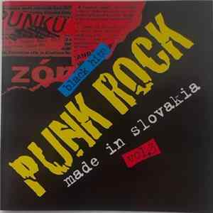 Various - Punk Rock Made In Slovakia Vol.3 Mp3