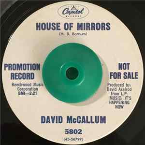 David McCallum - House Of Mirrors Mp3
