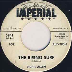 Richie Allen - The Rising Surf / Surf Beater Mp3