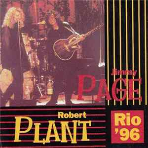 Jimmy Page & Robert Plant - Rio '96 Mp3